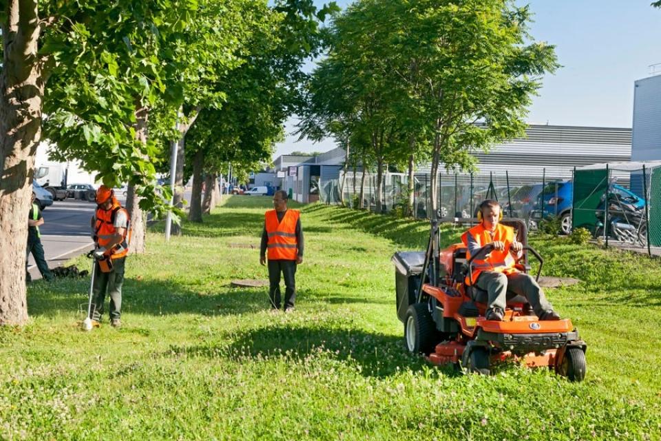 Esat aede entretien et cr ation d espaces verts 77 et 93 for Entretien espace vert entreprise