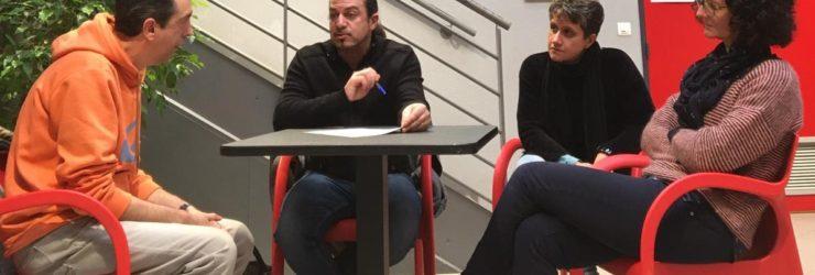 ESAT du Val d'Europe : Stéphane signe un CDI et rejoint le milieu ordinaire
