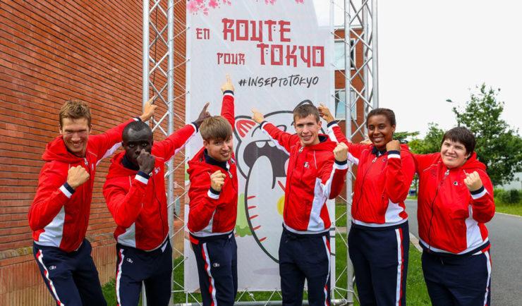 Jeux Paralympiques J-1 : Charles-Antoine Kouakou est arrivé à Tokyo