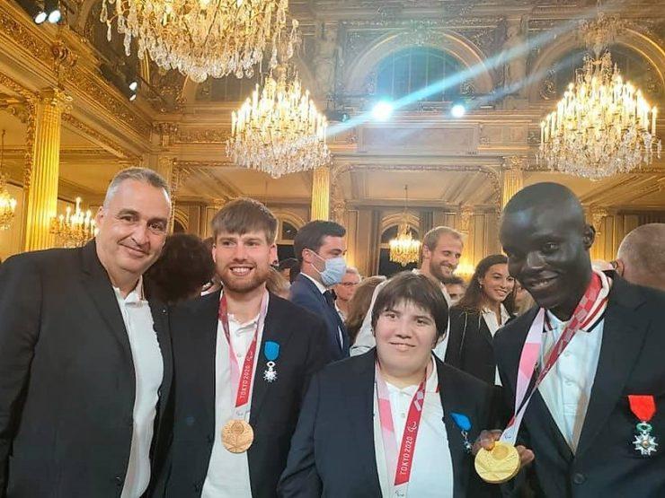 Charles-Antoine Kouakou : retour triomphal du champion paralympique !